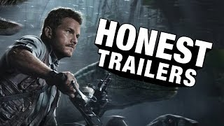 Honest Trailers - Jurassic World thumbnail