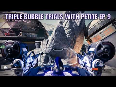 TRIPLE BUBBLE TRIALS WITH PETITE EP 9