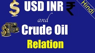 Usd Inr And Crude Oil Relation