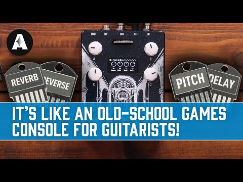 The World's Most Customisable Effects Pedal? - Cooper FX Arcades
