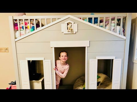 Pottery Barn Kids Playhouse Loft Bed Review