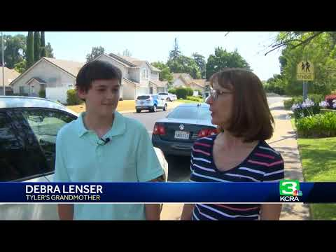 Mazzy - Teen in Lodi Helping To Keep Animals Alive....