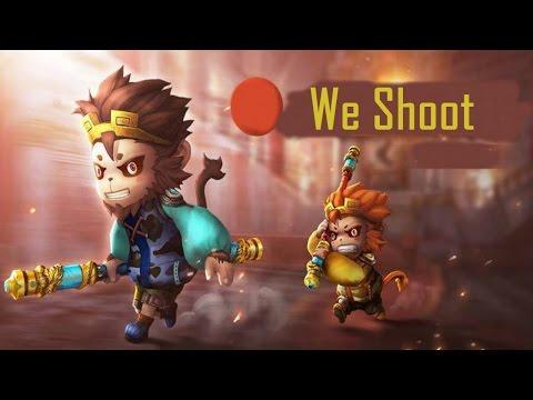 we-shoot-:-monkey-king-mode-*gameplay-!!!