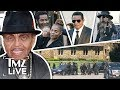 Joe Jackson's Funeral Brings Out Janet Jackson and Extended Family | TMZ Live