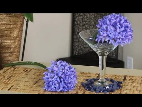 What To Put In A Large Decorative Martini Glass