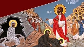 Rejoice, O Bethany (Orthodox Hymn in English)