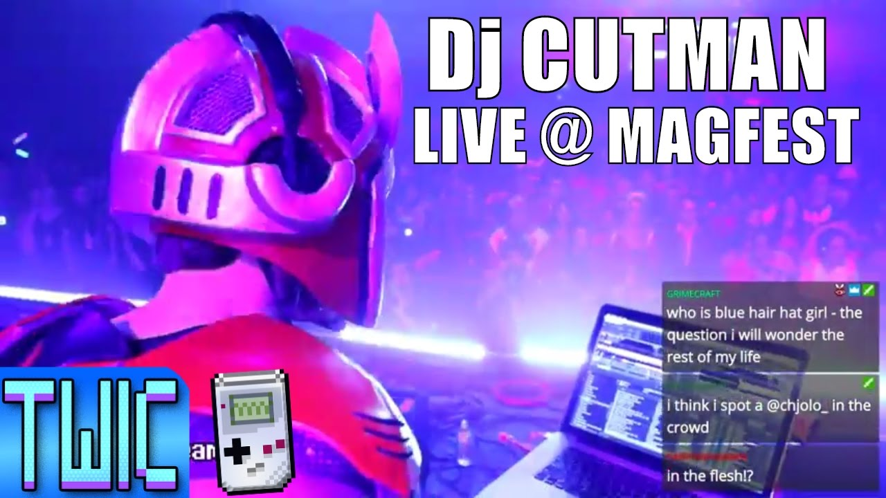 This is JoZu ► Dj CUTMAN Live @ MAGFest 2017 ► TWiC 175 - This Week in Chiptune