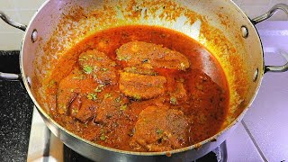 मसालेदार मछली ऐसे बनायेंगे तो सब तारीफ करेंगे | Rohu Fish Curry | Fish Curry Recipe | KabitasKitchen