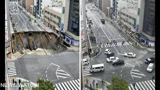 COLLAPSED!!! amazing compilation of deadly collapses.
