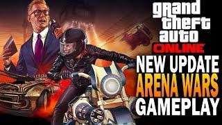 NEW GTA Online Auto War Update! Grand Theft Auto Online Gameplay