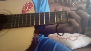 Mahesa ft dewi - sing direstui (Fingerstyle Guitar)
