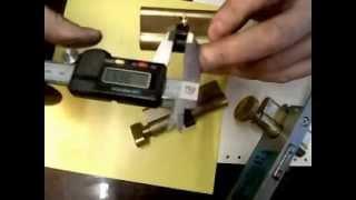 Урок #026. Диагностика замка пластиковой двери.