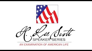 H. Lee Scott Speaker Series Announcement (full program) - Pittsburg State University