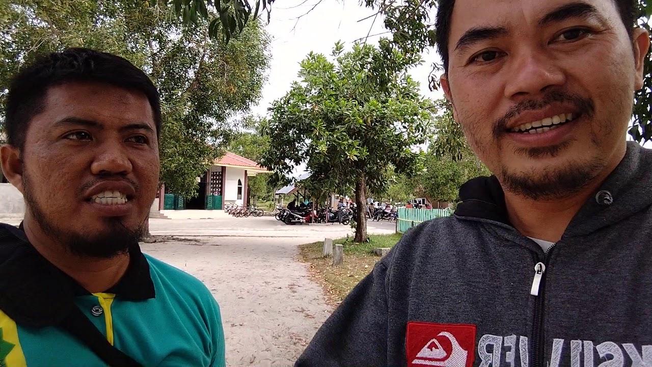 Bual santai bersama Ustadz Hery SDIT Dabo Singkep