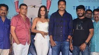 Gautham Nanda Movie Teaser Launch    Gopichand, Hansika, Catherine Tresa