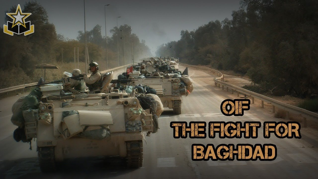 OIF • The Fight for Baghdad • 2019 Documentary