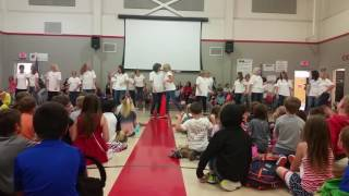 Catalayah Teachers vs 5th Grade 2016-2017 Dance-Off