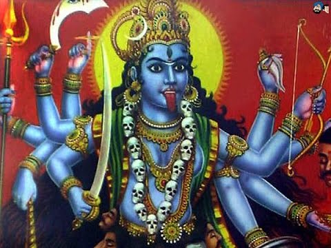 An introduction to the mythology of kali a hindu goddess