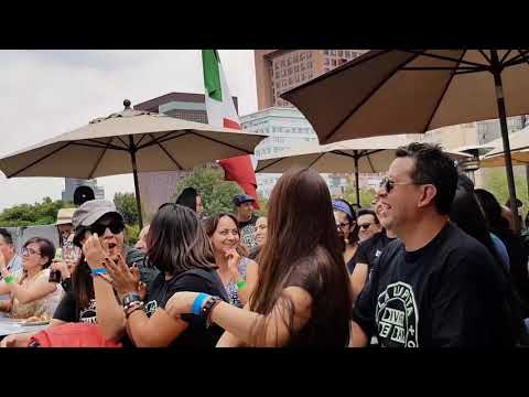 La Lupita. Acústico.  La Azotea del Barrio Alameda. El Club del Rock and Roll. 12/agosto/2017