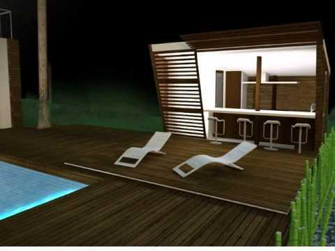 abris de jardin et pool houses en bois maisons futaie. Black Bedroom Furniture Sets. Home Design Ideas