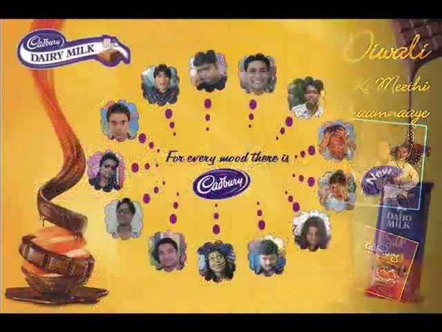 SRMSIBS Cadbury print ad