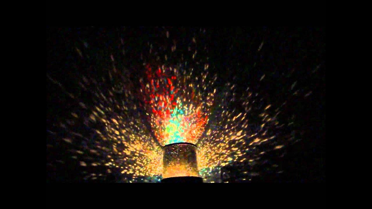 Luminria Star Light Simuladora de Estrelas  Compra