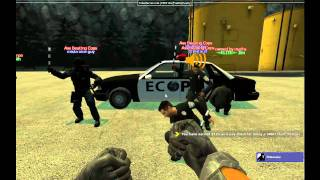 GarrysMod Cop Edition Passion Of the Night Stick