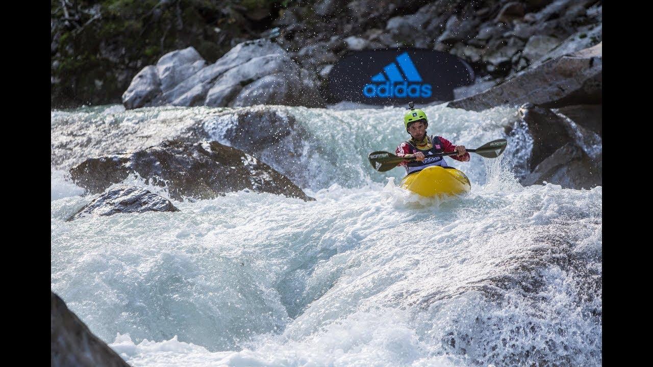 portugués Cubo Empleado  adidas Sickline Extreme Kayak World Championship 2017 – Best Of - YouTube