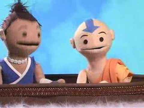 Avatar: The Last Puppet Bender - Hot Air