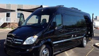 New 2014 Mercedes Benz Sprinter Van Airstream Interstate Lounge EXT