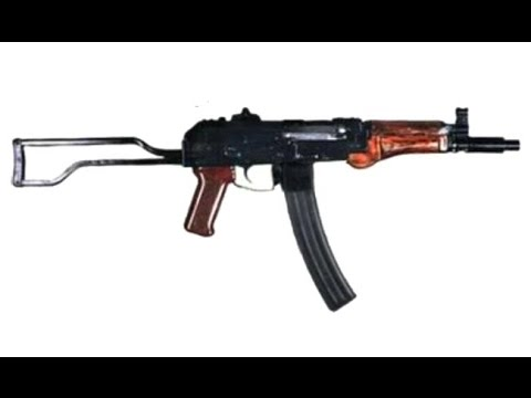 Rare Soviet Submachine Guns of the Cold War - YouTube