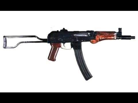 Rare Soviet Submachine Guns of the Cold War - YouTube