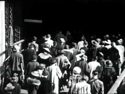 [San Francisco: Market Street and Ferryboats] 1937