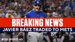Javier Baez Traded to the New York Mets