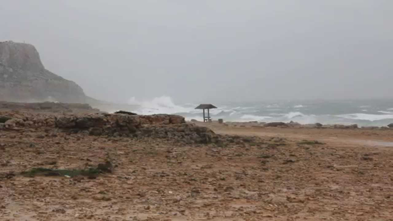 Ayia Napa Cavo Greco ( Caves ) 5.1.2015 (Part 2)