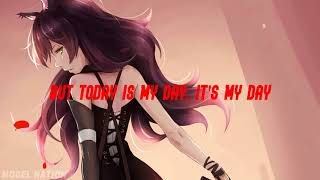 Nightcore - Everyday (Lyrics)