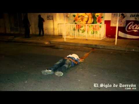 Viernes Violento En Torreón
