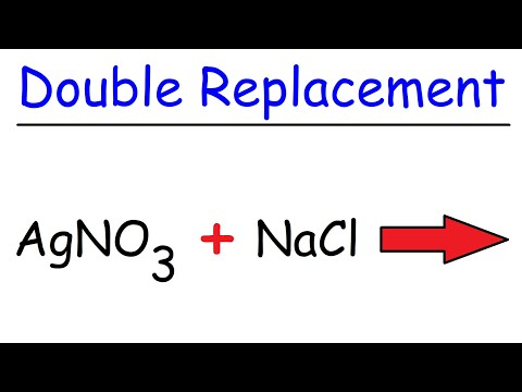 Double Replacement Reactions Chemistry, Acid Base Neutralization, Gas Evolution, Precipitation