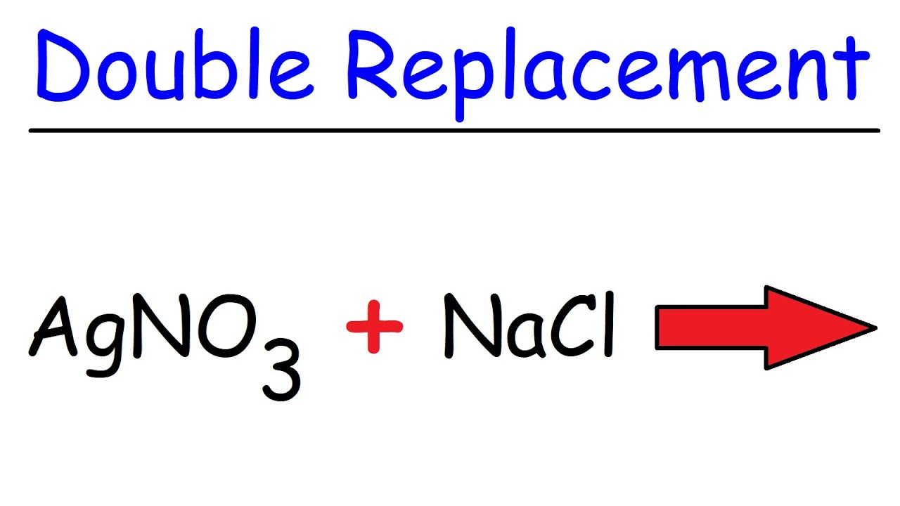 Equation Worksheet C Double Replacement Reactions