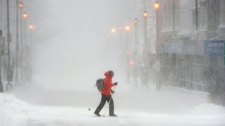 'Nasty Nor'easter': Up to 60cm of snow expected in Maritimes