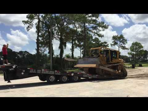 Globe Trailers: Sliding Axle Trailer