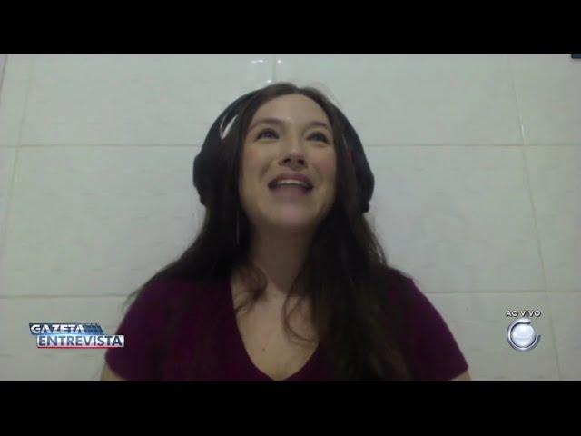 3° Bloco: Gazeta Entrevista com Denila Soares