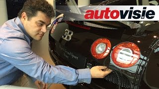 Sjoerds Weetjes #10: Waarom de Bugatti Veyron een stekker heeft