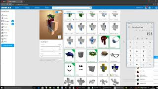 How to dress in Robloxie for 153 robux