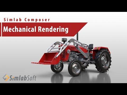 SLC Mechanical training / Part 1 (Rendering)