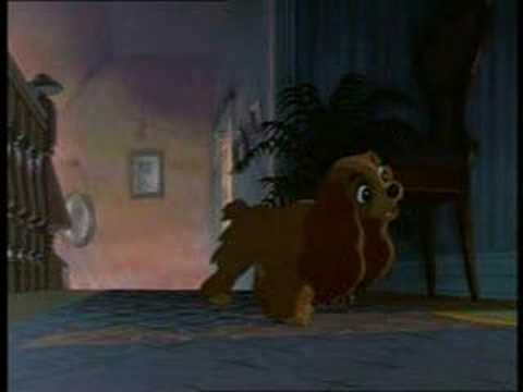 Lady And The Tramp What Is A Baby La La Lu Swedish Youtube