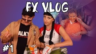 Dust Bowl Kids - Gene & Marion FX Vlog #1