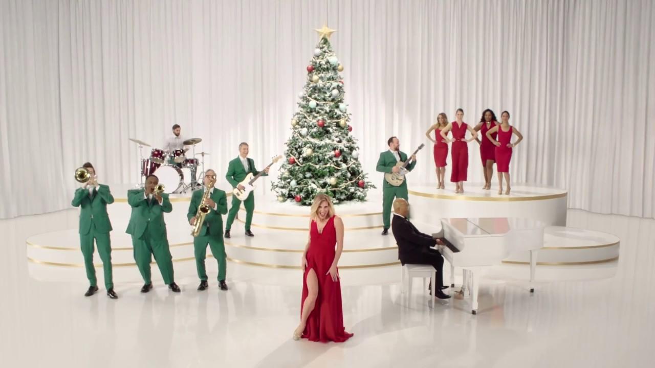 In My Belly Loblau Christmas commercial advertising Tubeloo.com