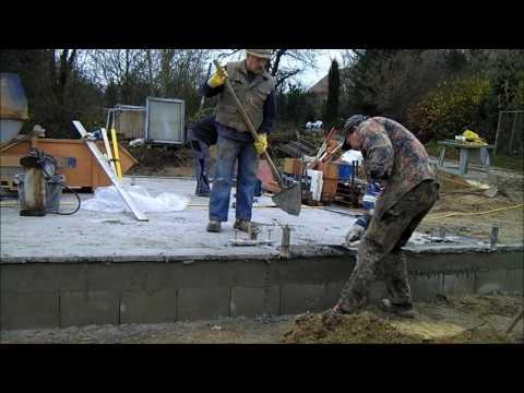 130328 garage bodenplatte betonieren doovi. Black Bedroom Furniture Sets. Home Design Ideas