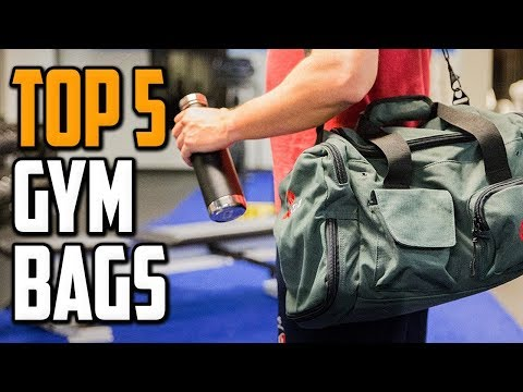 Best Gym Bags Reviews Top 5 Best Gym Bag You Can Buy in 2020